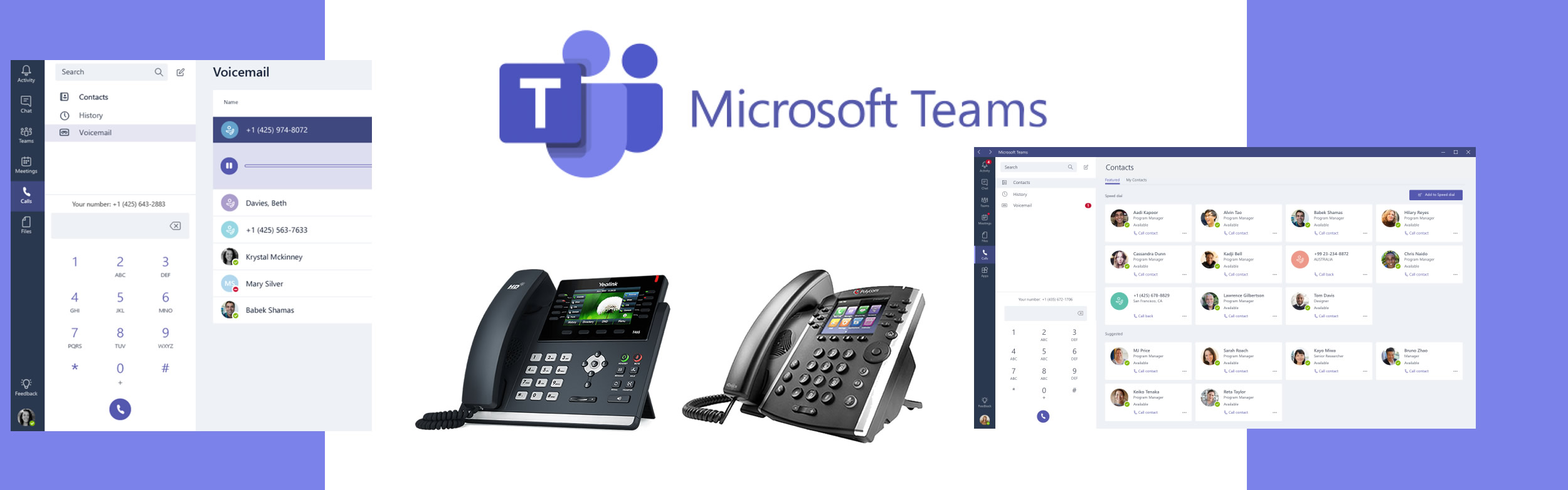 MS Teams and VOIP